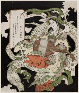 Benzaiten Ukiyoe