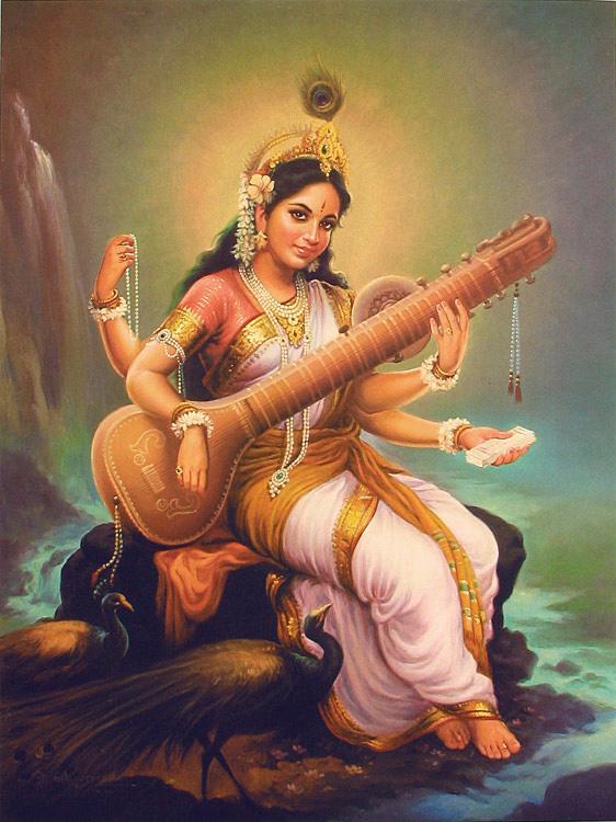Hindu Saraswati